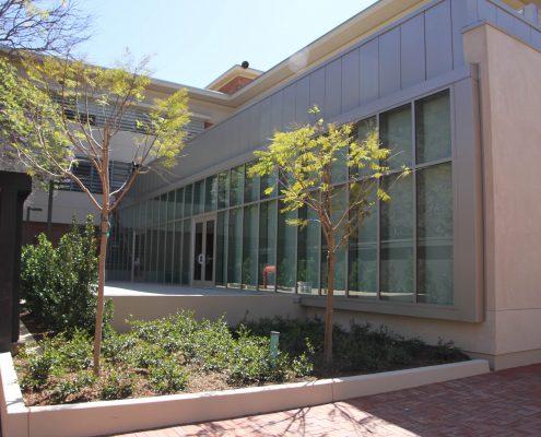 Academic Advancement Learning Pavilion - Exterior