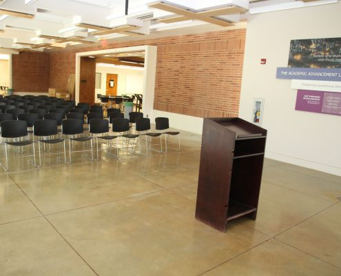 Academic Advancement Learning Pavilion - Interior