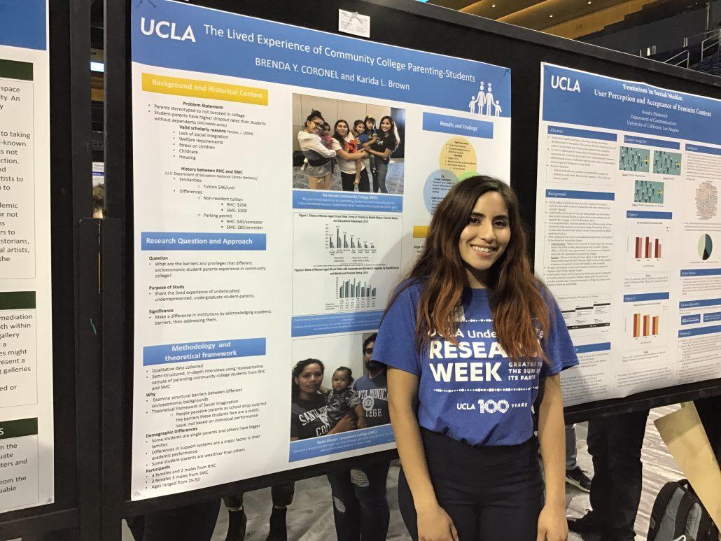 Undergraduate Research Week - Poster Presentation