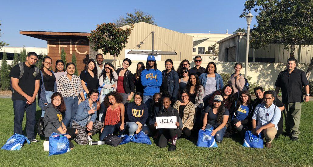 Graduate Mentoring Program Students